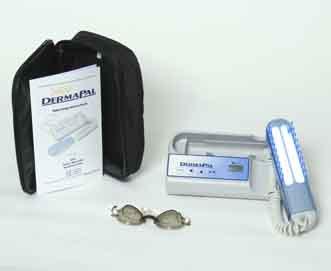 DermaPal Scalp and Spot Unit