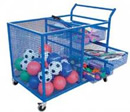 Jumbo Storage Trolley
