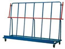 Inclined Vertical Mat Trolley